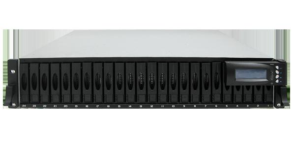 proware-2u24bays-storage-front
