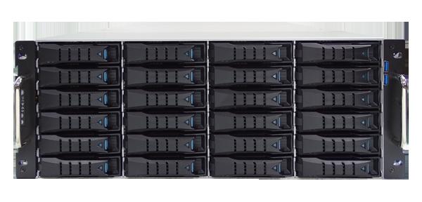 proware-nas-4u24bays-storage-front