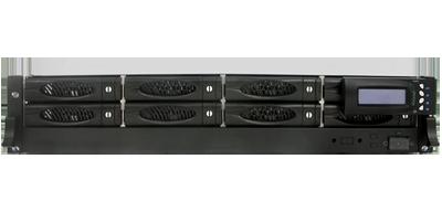 proware-nas-2u8bays-storage-front