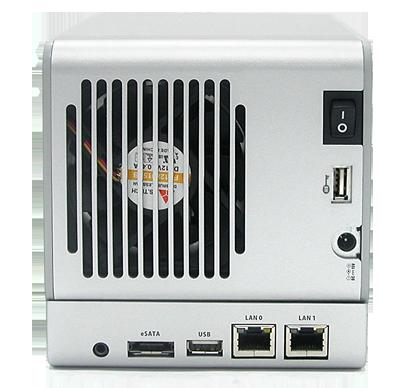 proware-nas-m501-storage-rear